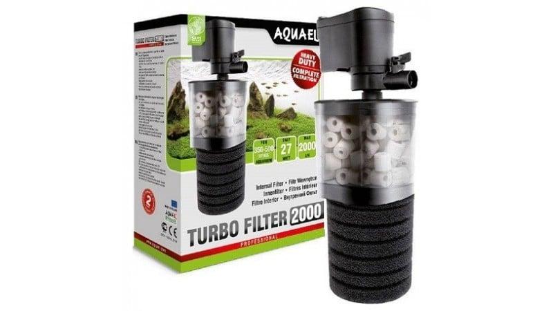 Εσωτερικό φίλτρο AquaEL Turbo filter 2000
