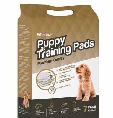 PUPPY TRAINING PADS 60x90