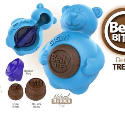 BELLY BITES BEAR