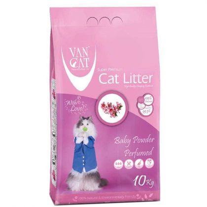 Van Cat Baby Powder Clumping_10