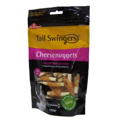 CHEESENUGGETS WITH CHICKEN