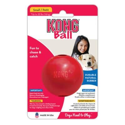 Kong_Classic Ball_Small_