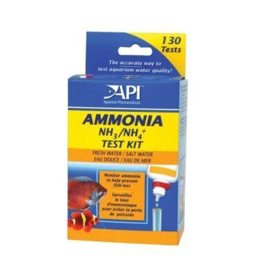 API Test Ammonia NH3/NH4