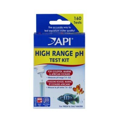 API Test pH High Range