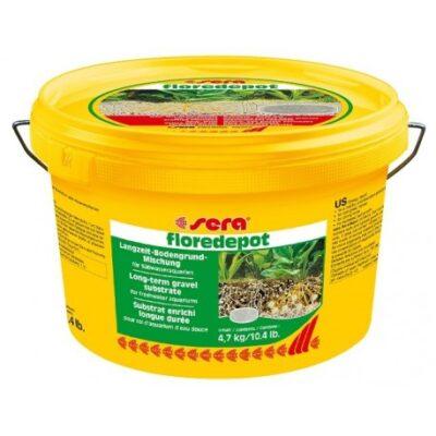 Sera Floredepot Υπόστρωμα Φυτών 4.7Kg