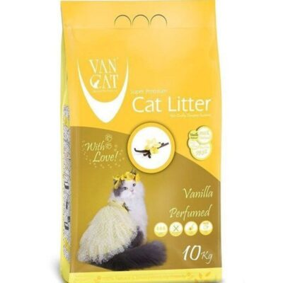 Άμμος Van Cat Clumping - Με Άρωμα Βανίλια