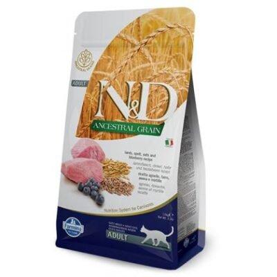 N&D Low Grain Lamb & Blueberry Adult Cat
